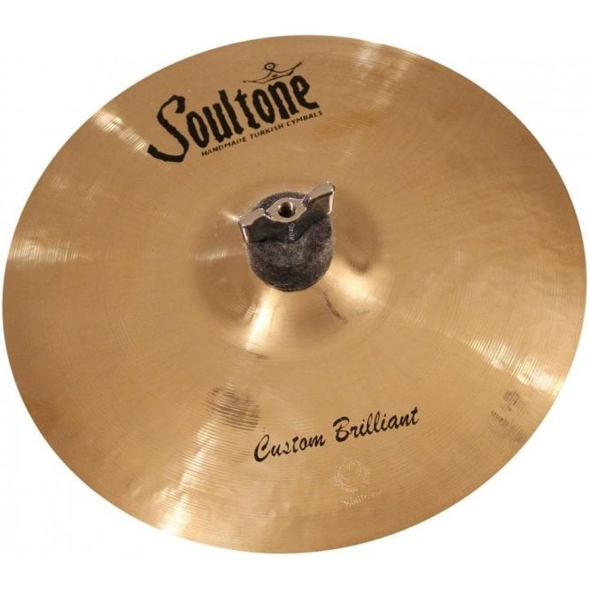 "Soultone Custom Brilliant 12"" Splash Cymbal 