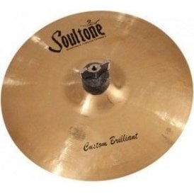 "Soultone Custom Brilliant 6"" Splash Cymbal"