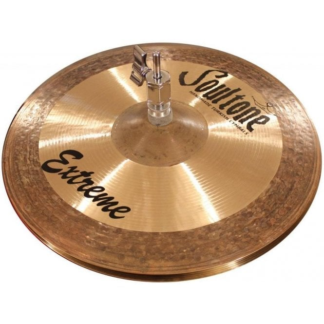 "Soultone Extreme 13"" H/Hats Cymbals (pair)"
