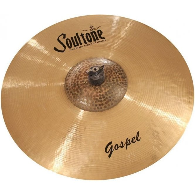 "Soultone Gospel 20"" Crash Cymbal"