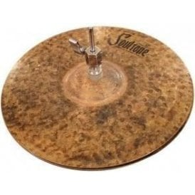 "Soutlone 13"" Natural Hi Hats Cymbals (pair)"