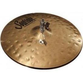 "Soutlone 14"" Heavy Hammered Hi Hats Cymbals (pair)"