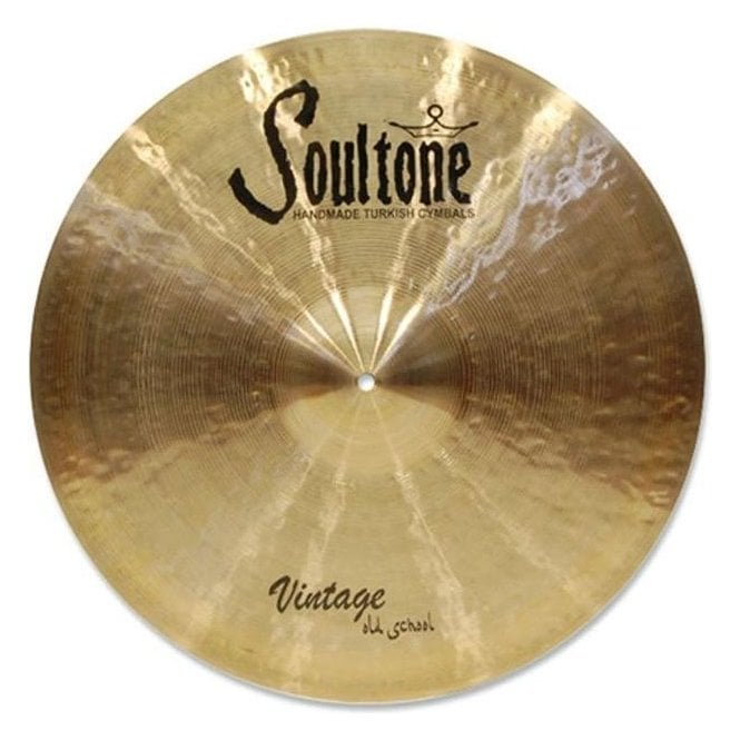 "Soultone Vintage Old School 18"" Crash Cymbal"