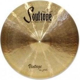 "Soultone Vintage Old School 19"" Crash Cymbal"