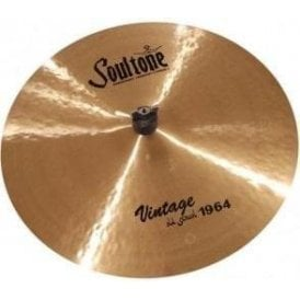"Soultone Vintage Old School 1964 18"" Crash Cymbal"