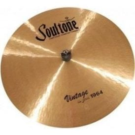 "Soultone Vintage Old School 1964 22"" Crash Ride Cymbal"