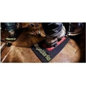 Stageworks Bass Drum Pedal Mat x 2