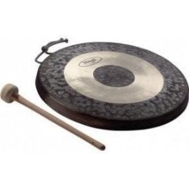 "Stagg 12"" Gong & Mallet"