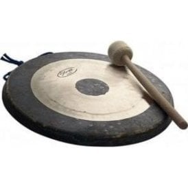 "Stagg 15"" Gong & Mallet"