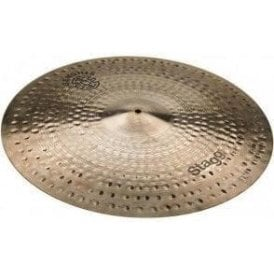 "Stagg 20"" Genghis Medium Ride Cymbal"