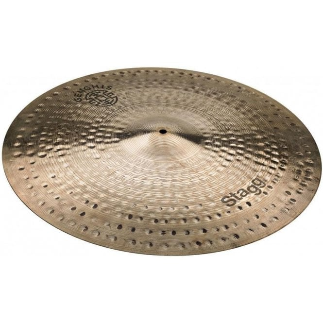 "Stagg 21"" Genghis Medium Ride Cymbal"