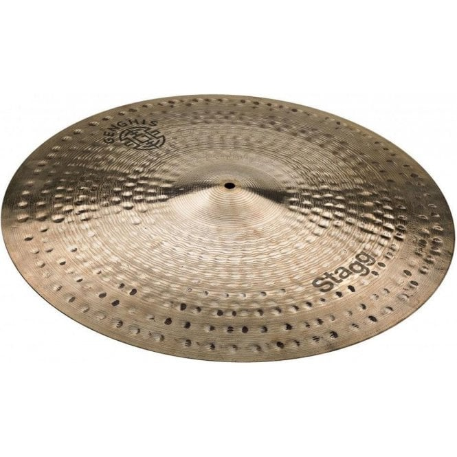 "Stagg 22"" Genghis Medium Ride Cymbal"