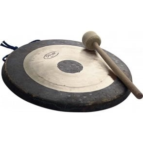 """Stagg 22"""" Gong & Mallet"""
