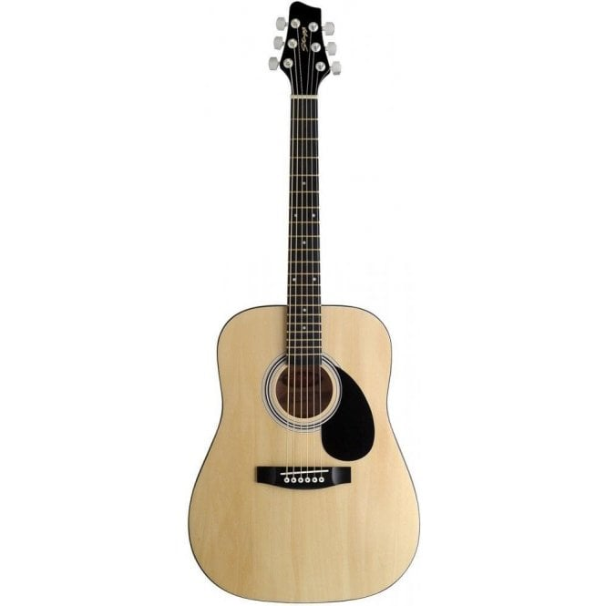 Stagg 3/4 Size Acoustic Dreadnought Guitar