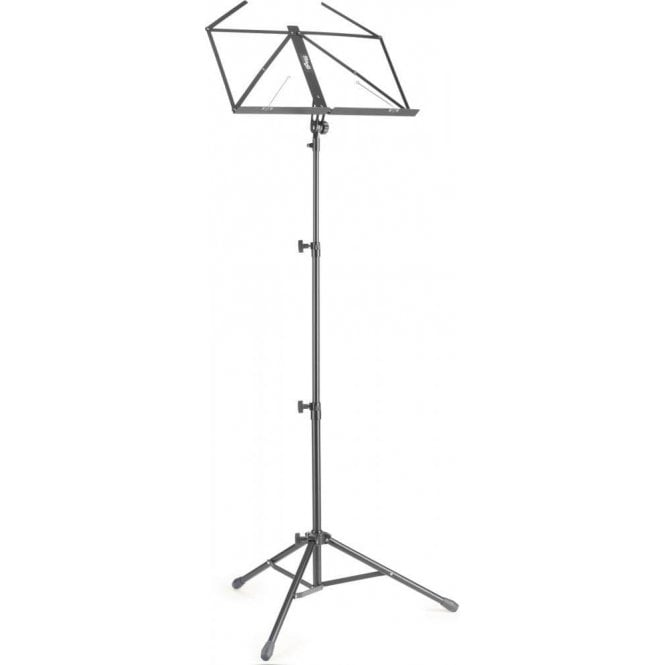 Stagg 3 Section Music Stand with Carry Bag.