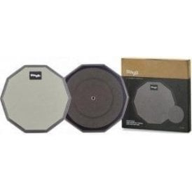 "Stagg 8"" Single Sided Rubber Practice Pad"