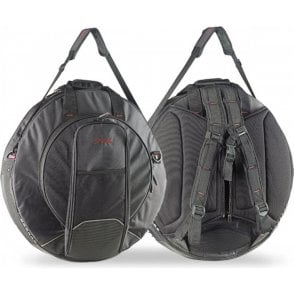 Stagg Deluxe Cymbal Bag + Ruck Sack Straps