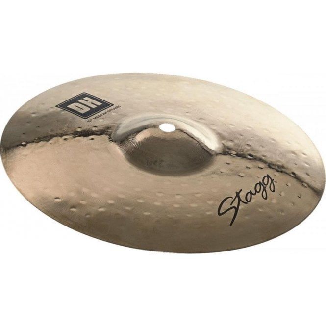 "Stagg DH 10"" Splash Cymbal DHSM10B 