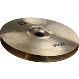 "Stagg DH 13"" Medium Hi Hat Cymbals (pair)"