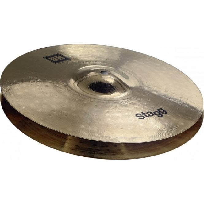 "Stagg DH 14"" Medium Hi Hat Cymbals (pair)"