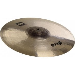 "Stagg DH 18"" Exo Medium Thin Crash Cymbal DHCMT18E 