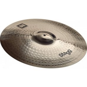 "Stagg DH 20"" Medium Ride Cymbal DHRM20B 