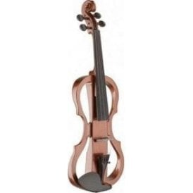 Stagg Electric Violin Outfit - Violin Burst EVNX44VBR
