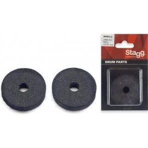 Stagg H/Hat Cup Felts (2)