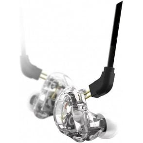 Stagg In-Ear Monitors Transparent SPM235TR | Buy at Footesmusic