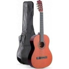 Stagg Linden 4/4 Classical Guitar Inc Gig Bag