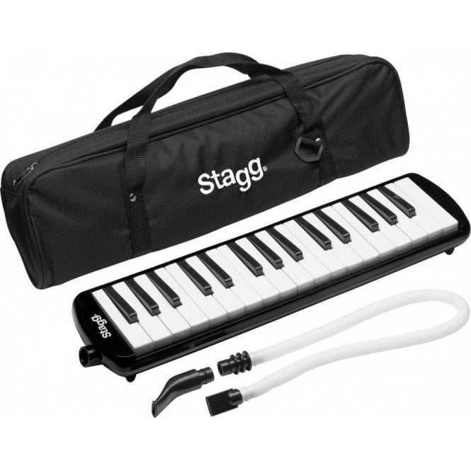 Stagg Melodica - Black