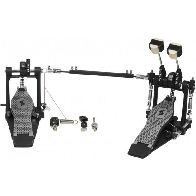 Stagg PPD52 Chain Drive Double Bass Drum Pedal