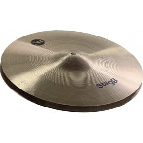 "Stagg SH 13"" Medium Hi Hat Cymbals SHHM13R 