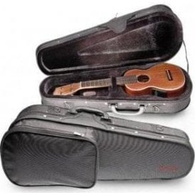 Stagg Soprano Ukulele Zip Around Case