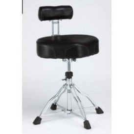 Tama HT741B Ergo Rider Throne With Back Rest