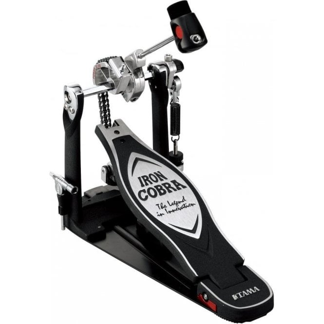 Tama HP900PN Iron Cobra Power Glide Bass Drum Pedal With Case