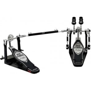 Tama HP900PWN Iron Cobra Power Glide Double Bass Drum Pedal With Case