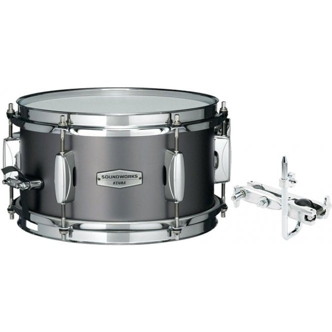 "Tama Soundworks 10"" x 5.5"" Steel Piccolo Snare Drum"