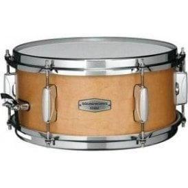 "Tama Soundworks 12"" x 5.5"" Maple Snare Drum - Matte Vintage Maple Finish"