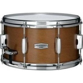 "Tama Soundworks 13"" x 7"" Kapur Snare Drum - Matte Brown Kapur Finish"