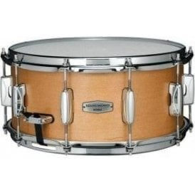 "Tama Soundworks 14"" x 6.5"" Maple Snare Drum - Matte Vintage Maple Finish DMP1465MVM 