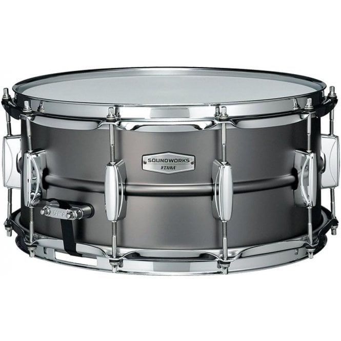 "Tama Soundworks 14"" x 6.5"" Steel Snare Drum DST1465 