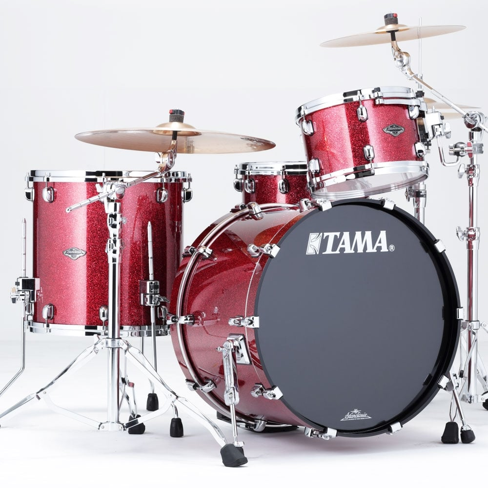 Tama starclassic bb performer drums at uk stockist footesmusic for Classic house drums