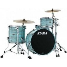 Tama Starclassic Walnut/Birch 3 Drums - Lacquer Arctic Blue Oyster