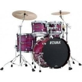 Tama Starclassic Walnut/Birch 4 Drums - Lacquer Phantasm Oyster