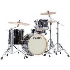 "Tama Superstar Classic 18"" 4 Drum Pack - Transparent Black Burst"