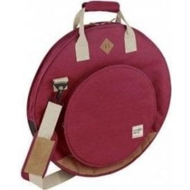 "Tama TCB22WR 22"" Cymbal Bag - Wine Red"