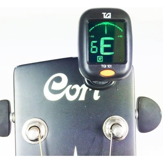 TGI 101 Clip-on Chromatic Tuner
