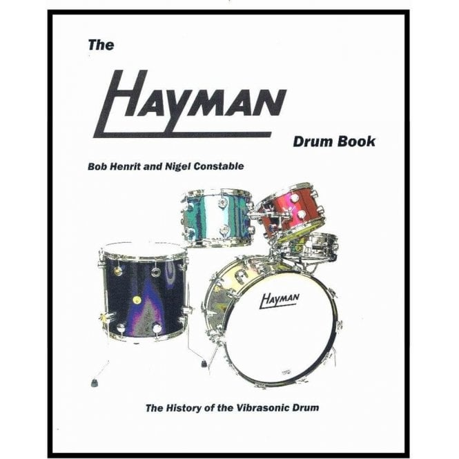 The Hayman Drum Book - Bob Henrit & Nigel Constable