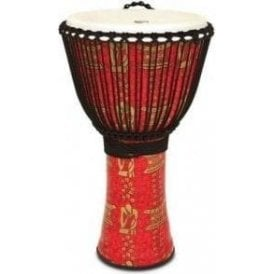 "Toca Freestyle II Rope Tuned 14"" Djembe & Bag Thinker TF2DJ14TB 